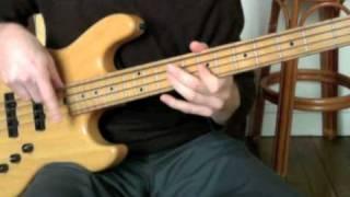 Dwele Truth Bass Jam (Sadowsky NYC)
