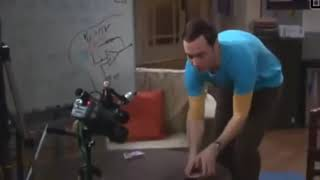 The Big Bang Theory: Sheldon Tries the Magic Trick thumbnail