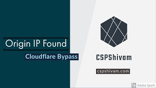 Origin IP Found   Cloudflare Bypass   Bug Bounty POC