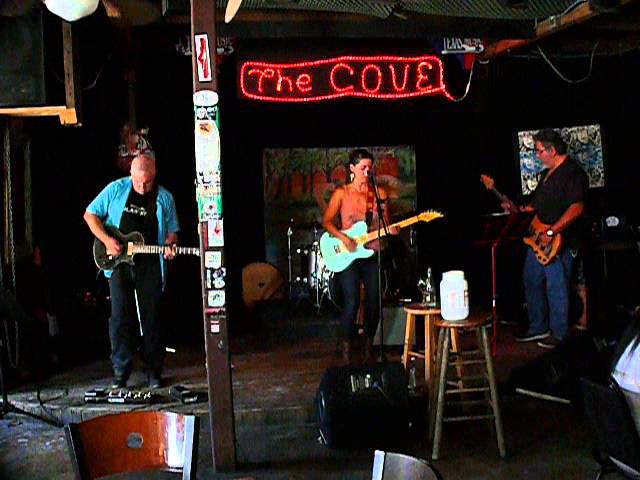 Claudine Meinhardt Band at The Cove Aug. 2014