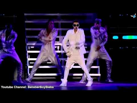 Justin Bieber   Take You   Concert Chile Live High Definition