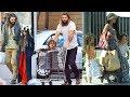 Jason Momoa's Family - 2018 {Wife Lisa Bonet & Daughter Lola Iolani Momoa | Son Nakoa Wolf Momoa}