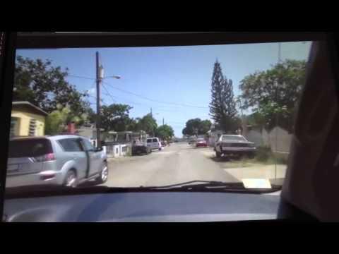 Calle Ramon Padilla Barrio Coco Salinas Puerto Rico