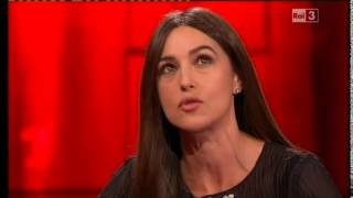 Monica Bellucci - Che tempo che fa 15/02/2015