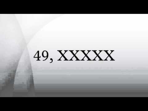 49, XXXXX