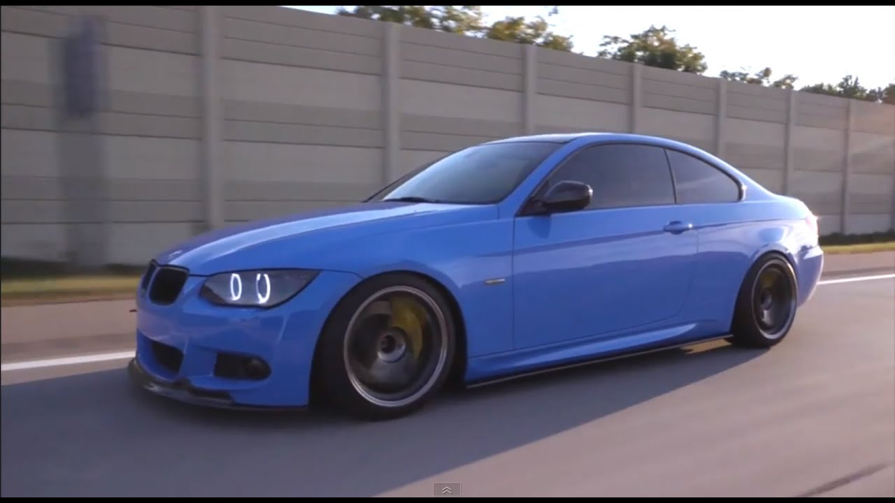 Sean Rho S Bmw E92 335i Youtube