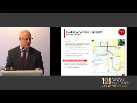 Presentation: Japan Gold - 121 Mining Investment New York 2019 Spring