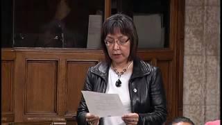 Question Period 2016-05-13 MP Georgina Jolibois