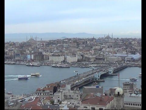 Наш щит на вратах Цареграда.  Стамбул (Константинополь).  Часть 4