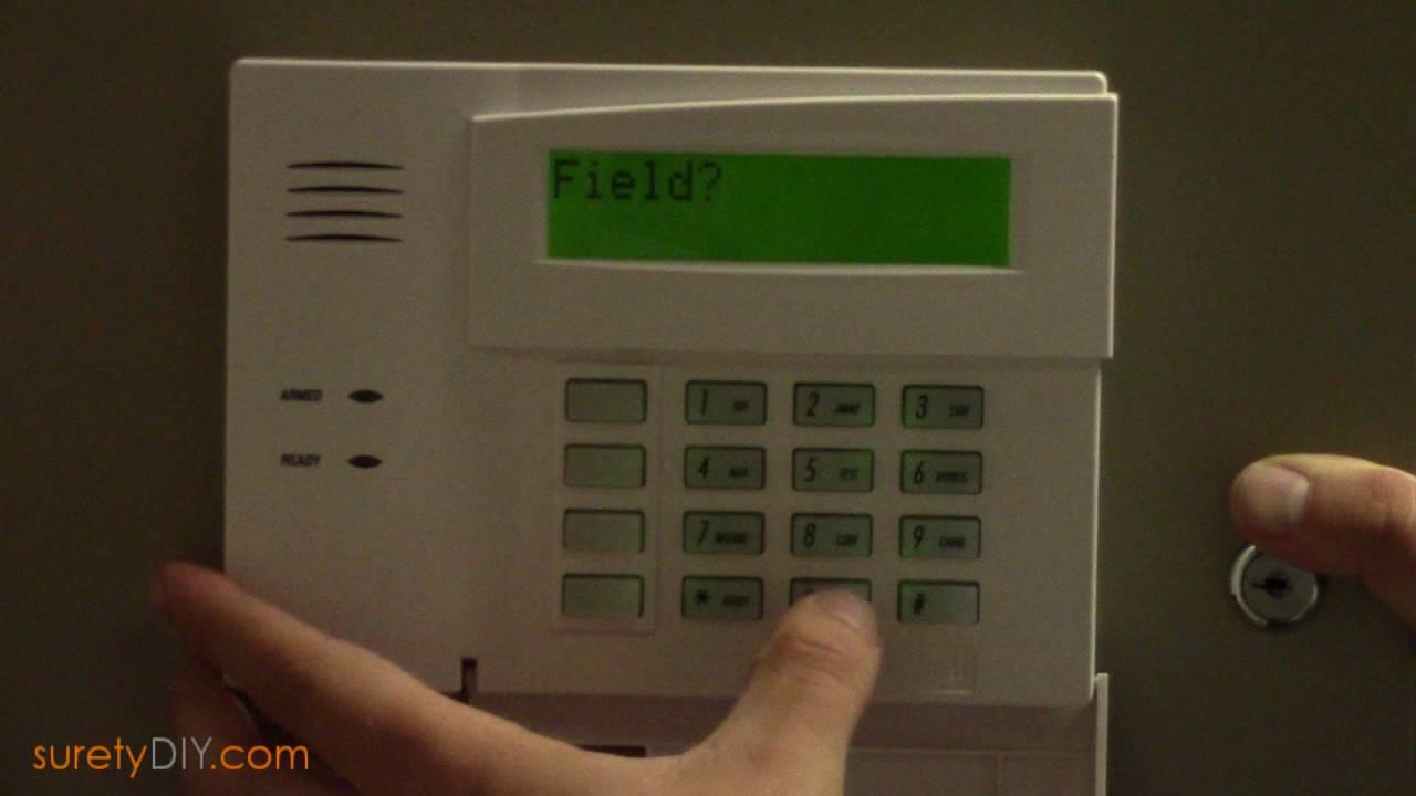 Get Alarm System