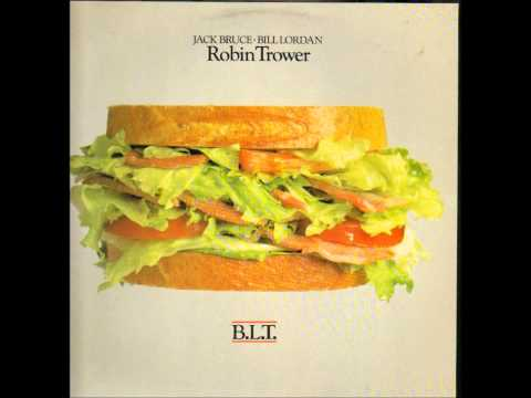 Won't Let You Down - Jack Bruce, Bill Lordan, Robin Trower
