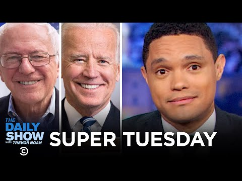 LIVE Coverage of Super Tuesday   The Daily Show