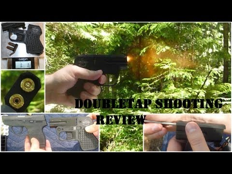 DoubleTap Full Review: Don't Shoot Reloads! 1st outing, not so good, my fault...