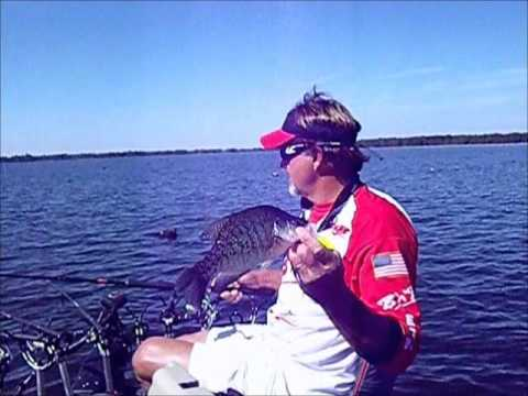 Crappie fishing on reelfoot lake samsel communications for Reelfoot lake crappie fishing