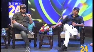 ISOMES Manthan: Salman Khan को बड़ा भाई मानता हूं - Sajid-Wajid