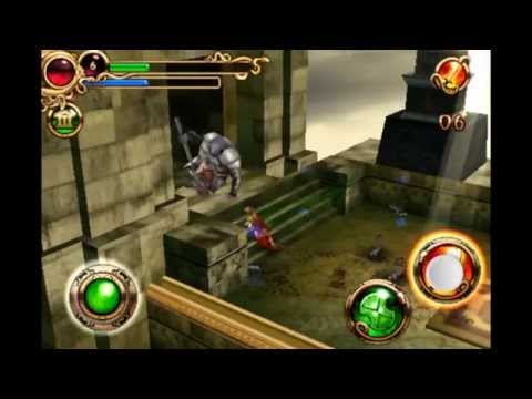 Hero Of Sparta 1 (iOS And Android) - Display Recorder Gameplay