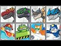 Rescue Bots + T-Rex Corps - Full Game Play 1080 HD