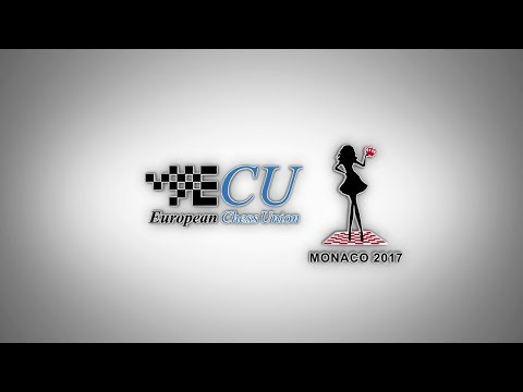 Day 2 | European Women's Rapid Chess Championship | Monaco 2017