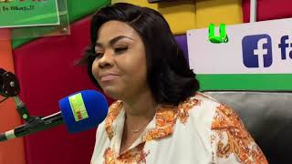 Gospel Musician, Gifty Adorye breaks down in tears on live radio