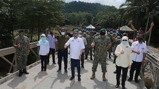 Tiada cadangan laksana PKP menyeluruh setakat ini - Ismail Sabri