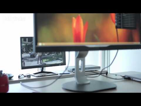 Philips 298P4/298G4: Top PC Monitors από τη Philips