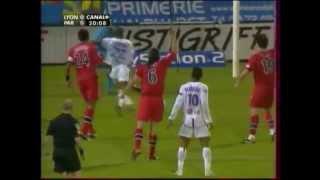 Lyon - Paris SG 2005 résumé