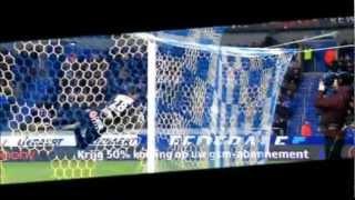 Thibaut Courtois - J-F Gillet - Simon Mignolet - Belgian Talent 2014 - Goalkeepers