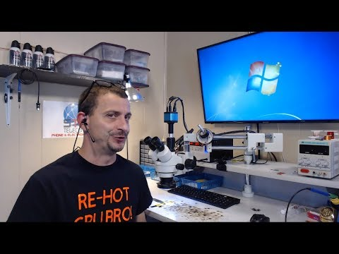 iPad Mini Digitizer Connector Repair – A Previous Attempt