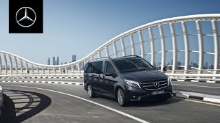 The Mercedes-Benz Vito - now with Mercedes PRO connect, new colours and rims