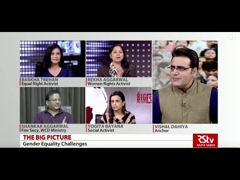 The Big Picture - Gender Equality Challenges