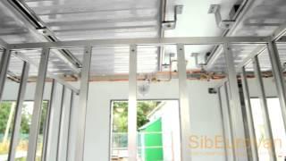 Эвтектический фургон-рефрижератор с боковыми дверьми (мороженица)