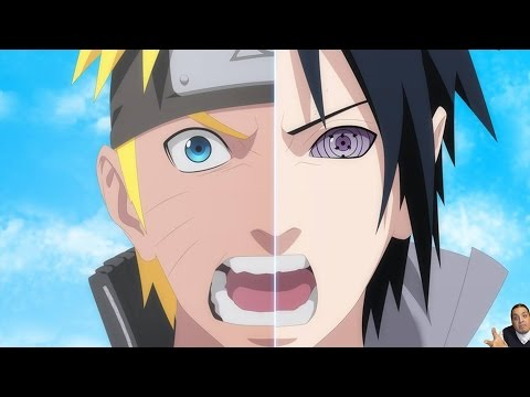 Naruto 696 Manga Chapter ナルト Review -- Naruto Vs Sasuke Final Fight ...