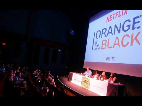 ATX Festival Q&A: Orange is the New Black (2014)
