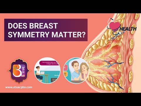 Is It Normal To Have One Breast Bigger Than The Other? | Utsav 360