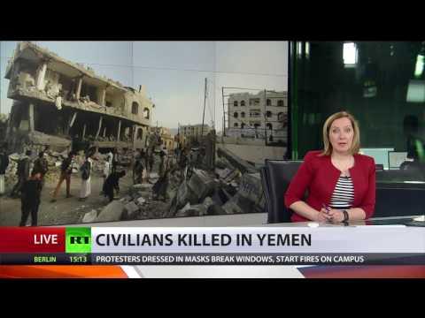 Pentagon confirms civilian deaths during US military raid in Yemen