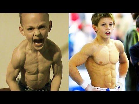 I 5 Bambini più forti del mondo [ASSURDO]