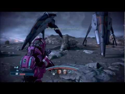Let´s Play Mass Effect 3 #015 [Deutsch/HD/Blind] -  Neue Funktion: Zielangabe und Heuschrecke