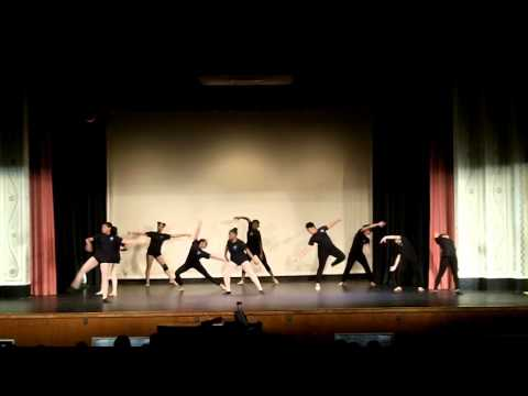 Amazing Grace Fight Song Mrs  Martine Dance Concentration 10 28 15 Showcase
