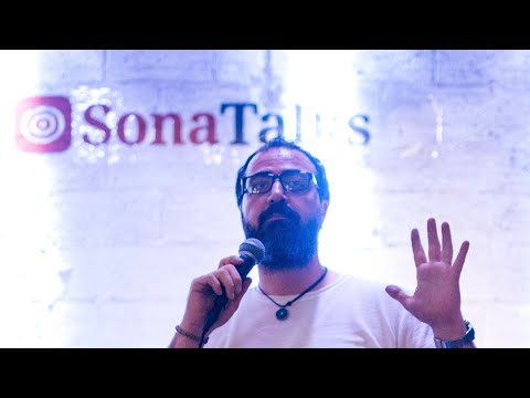 Paramedic Shot While Rescuing Civilians | Incredible Refugee Story | TEDx style SonaTalks