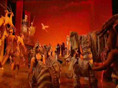 The Lion King - Behind the Scenes Part 1