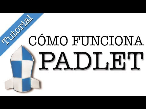 Tutorial PADLET HD (Español/Spanish)