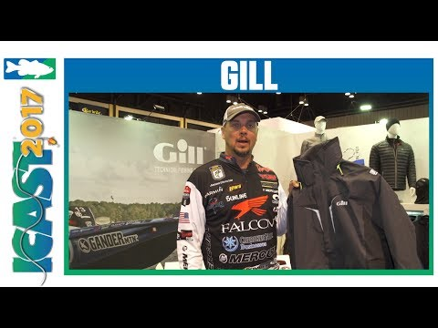 Gill OS31 Men's Coast Jacket And Trouser W. Jason Christie | ICAST 2017