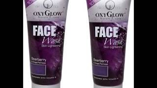 Oxy Glow Bearberry Fairness Face Wash