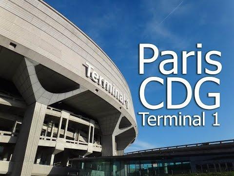 Paris - Charles de Gaulle Airport, Terminal 1 | Departure & Arrival