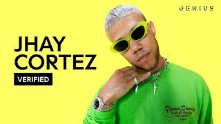 "Jhay Cortez ""No Me Conoce"" Official Lyrics & Meaning 