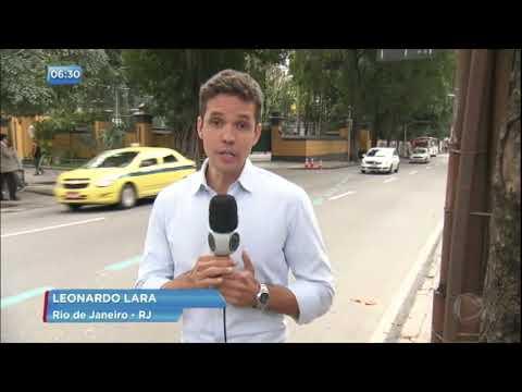 Bala perdida quase atinge crianças em apartamento no Rio de Janeiro