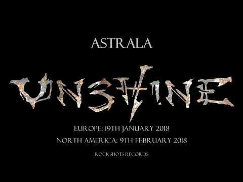 UNSHINE -  Astrala (Official Teaser)