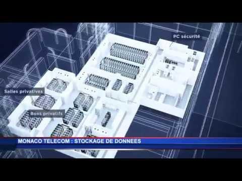 Un data center Monaco Telecom