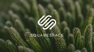 How to create a long-scrolling Landing Page using Squarespace