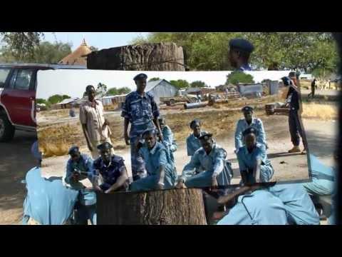 Long-range patrol by UN police to Panyagor, Jonglei state, Southern Sudan.
